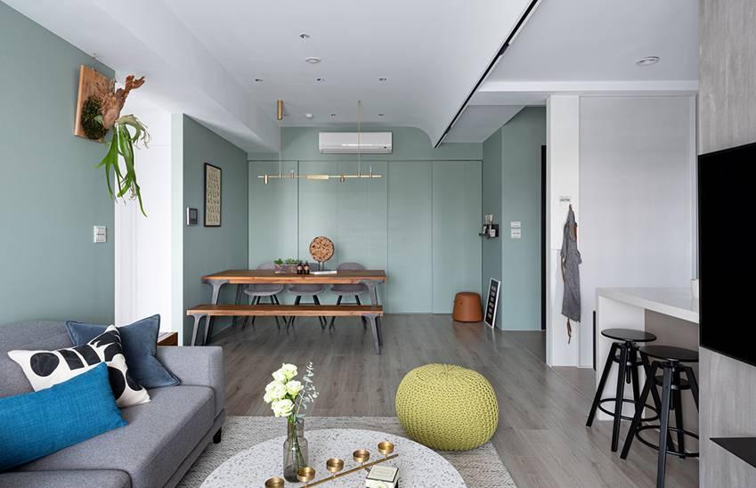 Căn nhà có diện tích 24m2 với lối thiết kế thông minh giúp không gian cực kỳ thoáng mát, mỗi bước chân như lạcvào khu rừng xanh tươi-1