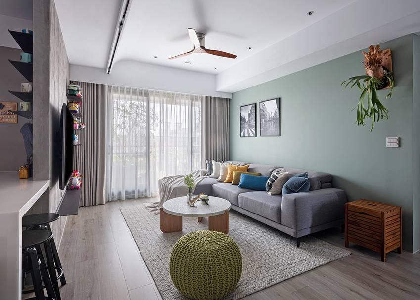 Căn nhà có diện tích 24m2 với lối thiết kế thông minh giúp không gian cực kỳ thoáng mát, mỗi bước chân như lạcvào khu rừng xanh tươi-2