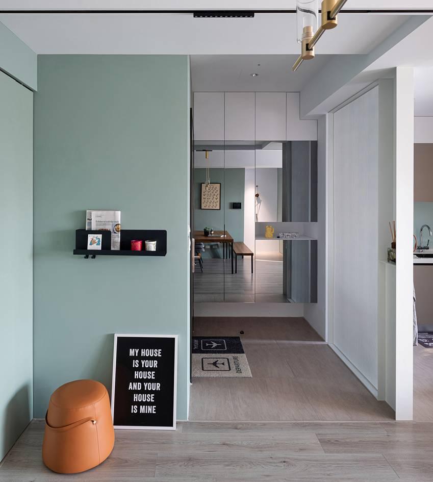 Căn nhà có diện tích 24m2 với lối thiết kế thông minh giúp không gian cực kỳ thoáng mát, mỗi bước chân như lạcvào khu rừng xanh tươi-5