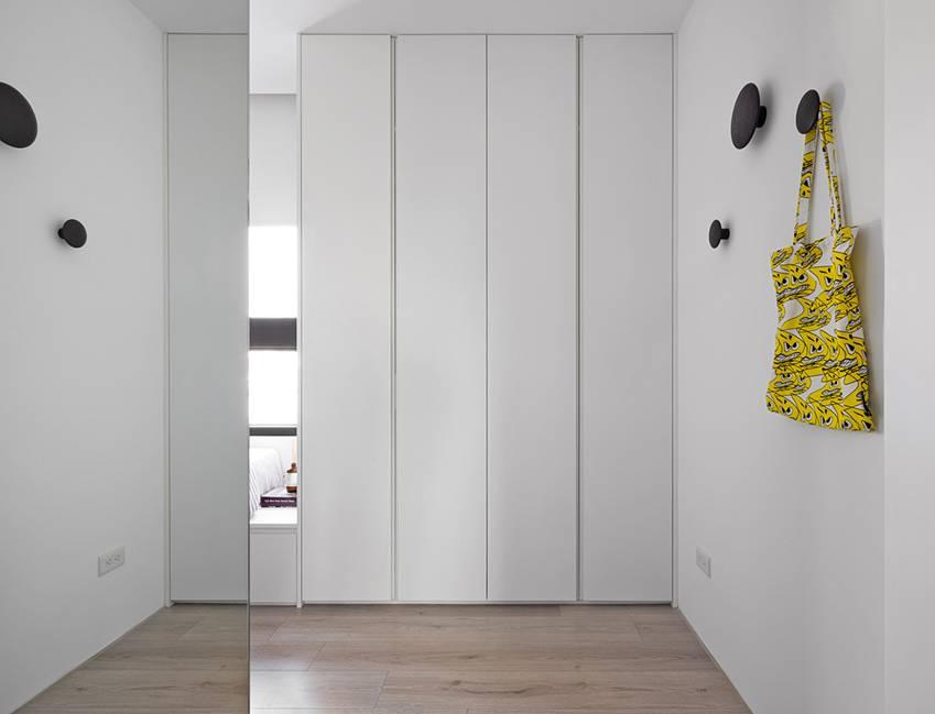 Căn nhà có diện tích 24m2 với lối thiết kế thông minh giúp không gian cực kỳ thoáng mát, mỗi bước chân như lạcvào khu rừng xanh tươi-18