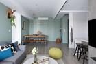 Căn nhà có diện tích 24m2 với lối thiết kế thông minh giúp không gian cực kỳ thoáng mát, mỗi bước chân như lạcvào khu rừng xanh tươi