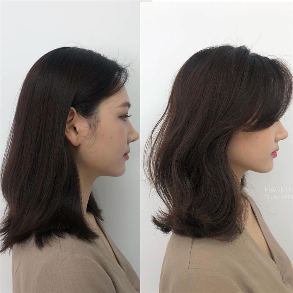 Tóc đuôi cá: Kiểu tóc xoăn cực sang mặt, hợp cả phe tóc dài đến tóc ngắn-7