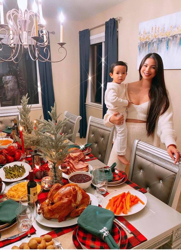Phạm Hương tung ảnh quý tử lúc 4 tháng tuổi, H'Hen Niê và bạn gái Phillip Nguyễn nhanh như chớp bình luận điều này!-9