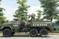 4 xe đặc chủng của quân đội làm việc xuyên trưa, sẵn sàng 'tấn công' tiêu trùng khử độc tại Bệnh viện K