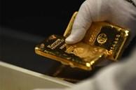 Giá vàng tăng dựng đứng