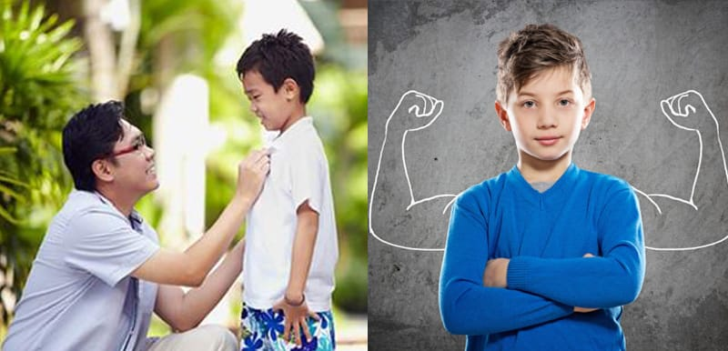 Trẻ bị bắt nạt, trước khi dạy con đánh lại, hãy dạy chúng điều này!-6