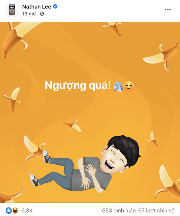 Bị netizen phát hiện bình luận dạo ảnh Sơn Tùng khoe xe chục tỷ, Nathan Lee ngượng chín mặt lên luôn Facebook thừa nhận 1 điều-2