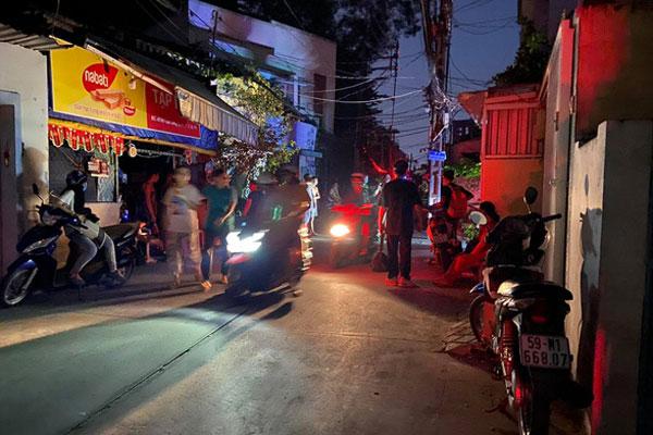 Cháy nhà ở Sài Gòn, 7 người mắc kẹt, tử vong thương tâm-1