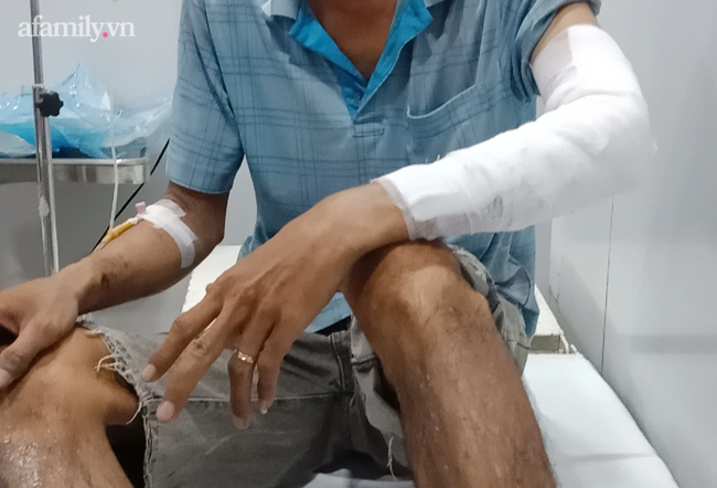 Vụ cháy nhà kinh hoàng, 8 người chết thảm ở TP.HCM: Một người đàn ông may mắn sống sót-2