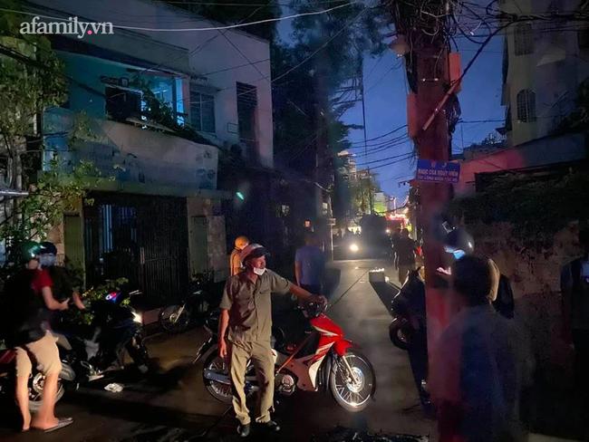 Vụ cháy nhà kinh hoàng, 8 người chết thảm ở TP.HCM: Một người đàn ông may mắn sống sót-3