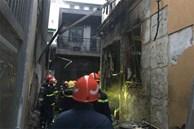 Vụ cháy thương tâm làm 8 người tử vong: 'Mấy cháu nhỏ trong nhà chiều nay đón cô giáo đến dạy kèm thì gặp nạn'
