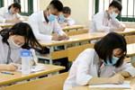 Nếu dịch phức tạp, tổ chức thi tốt nghiệp THPT nhiều đợt
