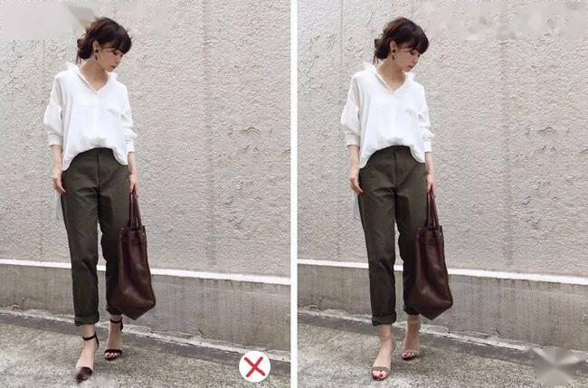 Những kiểu giày dép dành cho nàng dưới 1m60: Chọn thế nào để hack chân dài cũng cần có mánh riêng-6