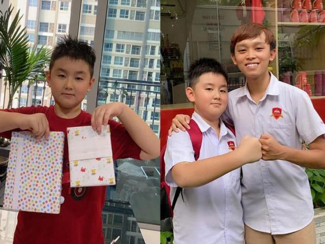 Hậu ly hôn Quách Ngọc Ngoan, Lê Phương nuôi dạy con miễn chê, cho nhóc Cà Pháo học tại trường quốc tế sang, xịn mà lại rẻ-3