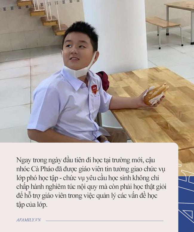 Hậu ly hôn Quách Ngọc Ngoan, Lê Phương nuôi dạy con miễn chê, cho nhóc Cà Pháo học tại trường quốc tế sang, xịn mà lại rẻ-4