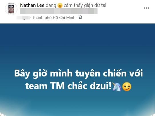 Nathan Lee dọa bóc phốt Thu Minh, lôi cả Thủy Tiên vào cuộc?-1