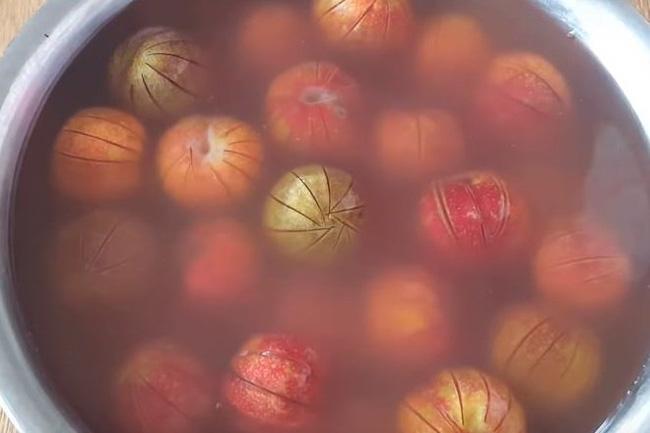 Mùa mận đến rồi, học mẹ đảm Hà thành làm ô mai mận, vừa có siro chua chua ngọt ngọt uống giải nhiệt mùa hè, vừa có đồ ăn vặt siêu ngon-3