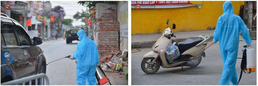 Hà Nội: Cận cảnh khu vực phong toả 6.000 dân ở Thường Tín, nhiều người đi làm ngỡ ngàng phải quay xe-4