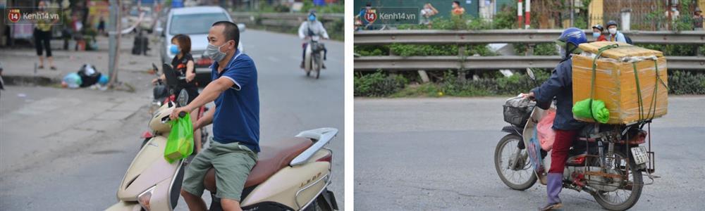 Hà Nội: Cận cảnh khu vực phong toả 6.000 dân ở Thường Tín, nhiều người đi làm ngỡ ngàng phải quay xe-9