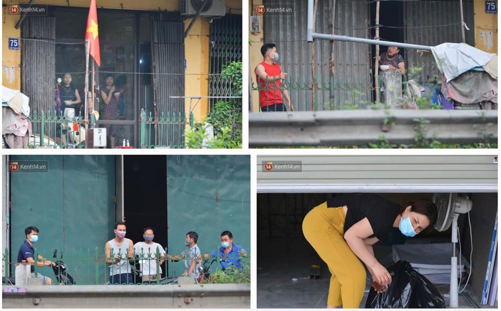 Hà Nội: Cận cảnh khu vực phong toả 6.000 dân ở Thường Tín, nhiều người đi làm ngỡ ngàng phải quay xe-10
