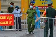 Hà Nội: Cận cảnh khu vực phong toả 6.000 dân ở Thường Tín, nhiều người đi làm ngỡ ngàng phải 'quay xe'