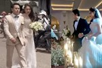 Hồ Bích Trâm đáp trả nghi vấn bị chồng lạnh nhạt trong lễ cưới