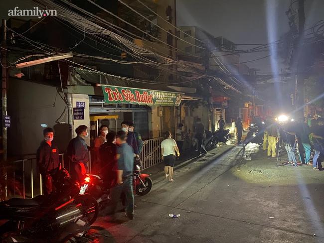Lời kể người cô ruột của nạn nhân vụ cháy nhà, 8 người chết thảm: Đang nấu cơm dưới tầng trệt, quay lên thấy lửa đã bao trùm-2
