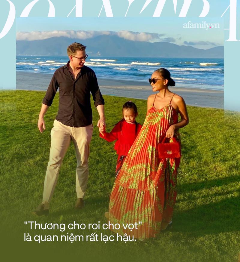 """Đoan Trang nói gì về chuyện con sao"""" bị chê bai ngoại hình như một số trường hợp gần đây trong series Khi sao làm bố mẹ""""-3"""
