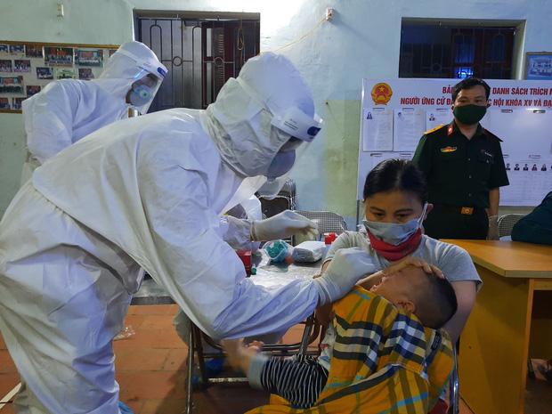 3 ngày ghi nhận tổng cộng 46 ca dương tính SARS-CoV-2 ở Bắc Ninh: Nguồn lây từ đâu?-3