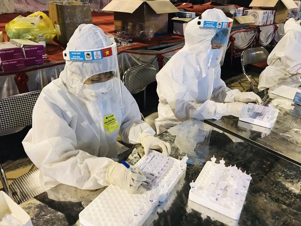3 ngày ghi nhận tổng cộng 46 ca dương tính SARS-CoV-2 ở Bắc Ninh: Nguồn lây từ đâu?-1