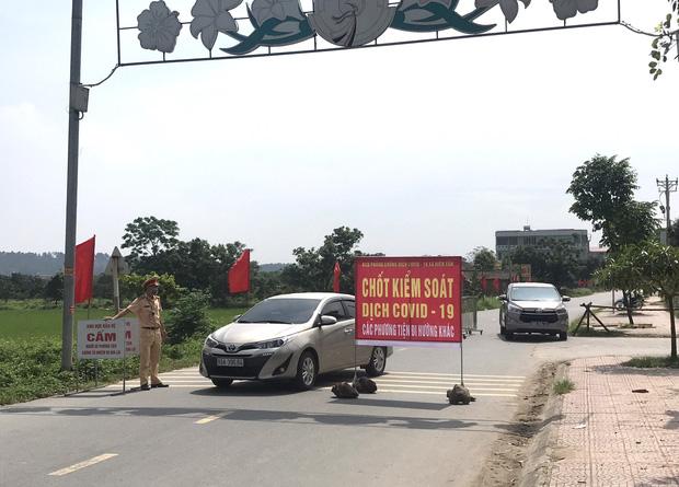 3 ngày ghi nhận tổng cộng 46 ca dương tính SARS-CoV-2 ở Bắc Ninh: Nguồn lây từ đâu?-2