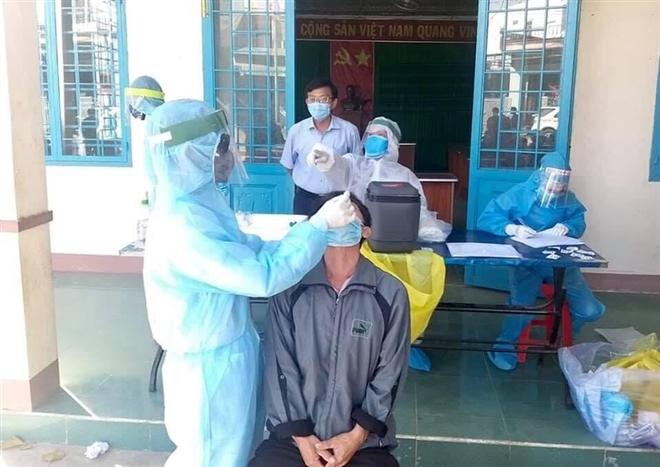 Vĩnh Phúc ghi nhận thêm 14 ca dương tính với SARS-CoV-2-1