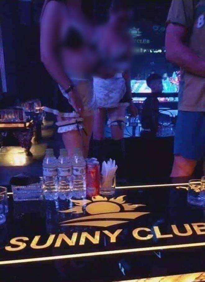 Loạt clip nhạy cảm được cho là bên trong quán bar Sunny, ổ dịch Covid-19 Vĩnh Phúc vừa bị tước giấy phép kinh doanh-1