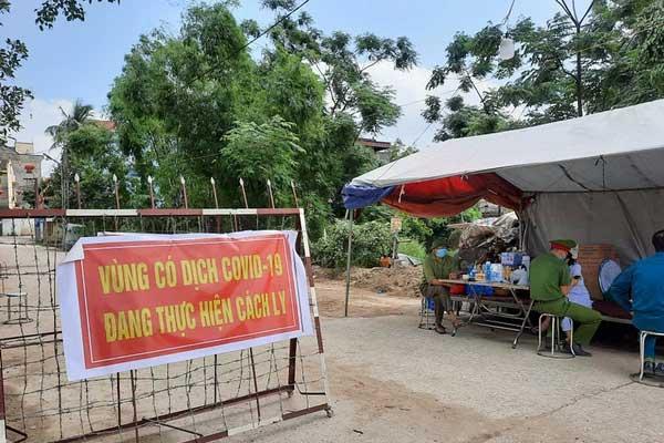 Nóng: Cách ly xã hội toàn huyện Thuận Thành (Bắc Ninh) trước diễn biến phức tạp của dịch Covid-19-1
