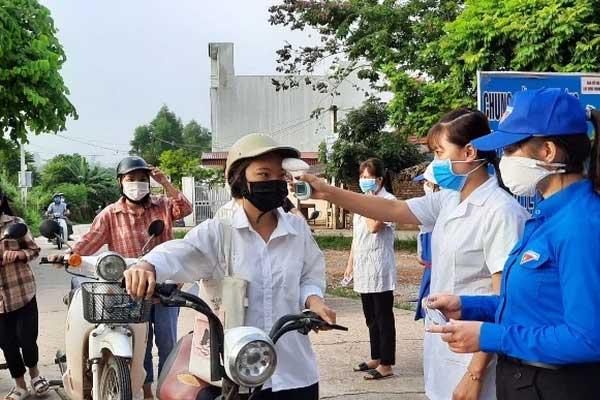 Bắc Giang ghi nhận 6 ca mắc COVID-19, có 3 người là công nhân trong khu công nghiệp-1