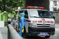 Hà Nội: Thai phụ mắc COVID-19 ở chung cư The Legacy được đưa tới khu cách ly, điều trị