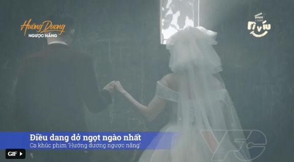 Hướng Dương Ngược Nắng tung trích đoạn đám cưới, chú rể chắc kèo không phải Kiên rồi!-2