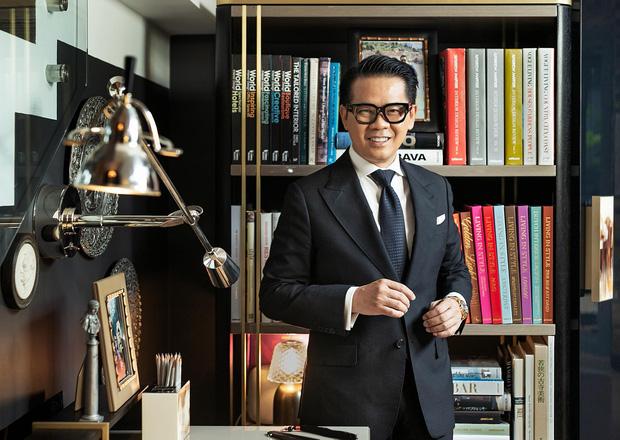 Biệt thự của Thái Công bị nhận xét là rối mắt, trông giống showroom đồ nội thất, không xứng với danh tiếng-1