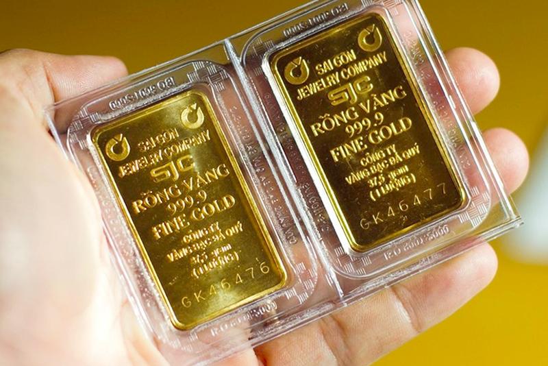 Giá vàng hôm nay 10/5: Tuần mới, lạc quan với giá vàng-1
