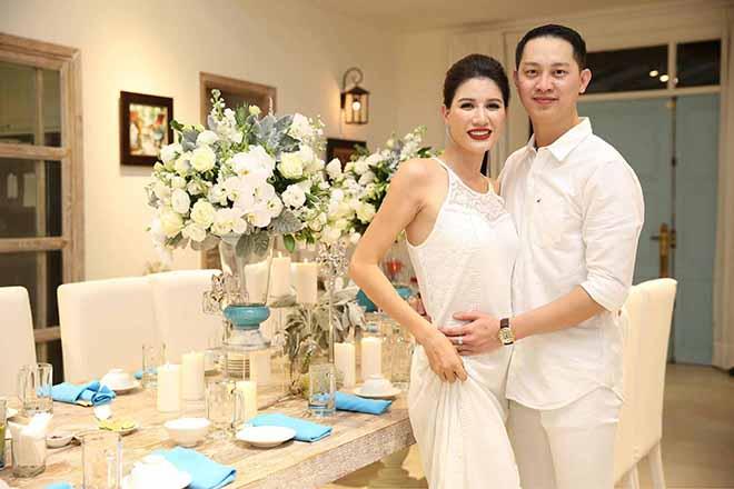 Danh tính chồng Việt kiều điềm đạm, ít khi lộ diện của Trang Trần-5