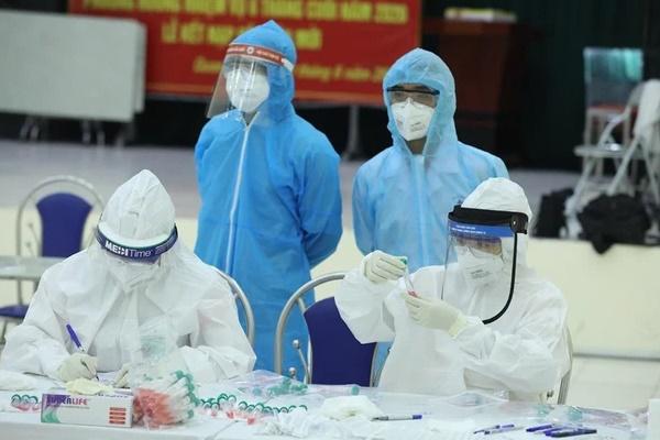 NÓNG: Hà Nội ghi nhận 8 ca dương tính SARS-CoV-2, trong đó, 6 ca ở Gia Lâm, Hai Bà Trưng-1