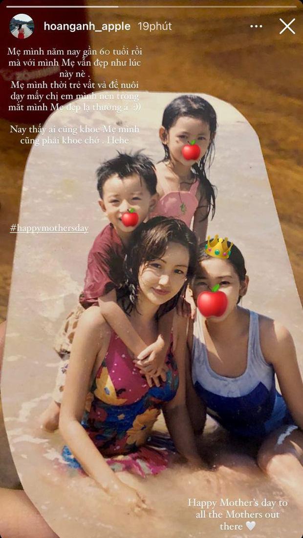 Cựu hot girl Sài Gòn khoe nhan sắc mẹ đẹp nức nở, di truyền hết cho con gái ở hiện tại-2