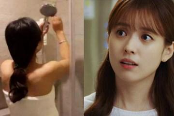 Không biết chị chồng đang tắm, tôi cứ thế đẩy cửa vào để rồi lặng người trước body của chị sau 3 tháng được chồng chiều hết nấc