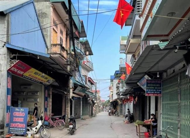 Hà Nội: Cách ly y tế đối với ổ dịch COVID-19 tại xã Hiệp Thuận, huyện Phúc Thọ tới 30/5-2