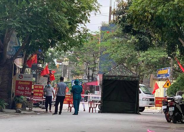 Hưng Yên bắt đầu thực hiện giãn cách xã hội với toàn thị xã Mỹ Hào và 5 xã của huyện Khoái Châu-1