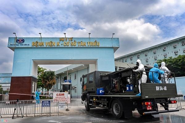 31 ca Covid-19 trong nước, Hà Nội có thêm 21 bệnh nhân-1