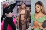 Croptop nâng chân ngực - Item 'hot trend' được lòng cả sao Việt lẫn sao ngoại