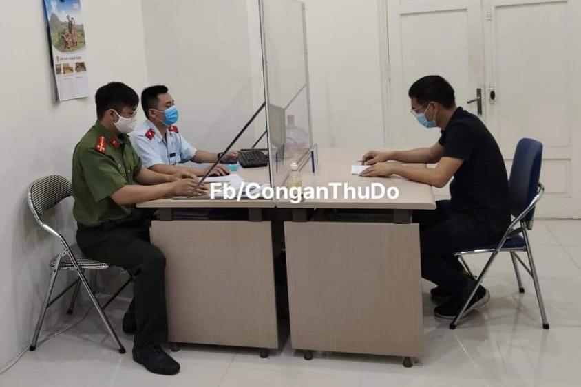 Tung tin sai sự thật về phong toả Hà Nội, một Youtuber bị xử phạt hơn 12 triệu-2