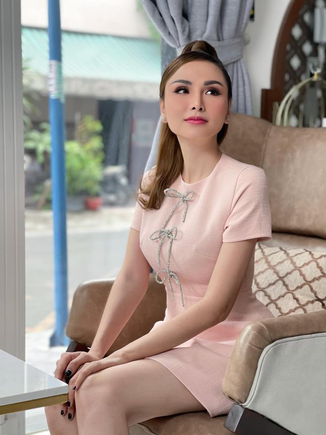 Hoa hậu Diễm Hương: Tôi bị bệnh hiếm, căn bệnh mà 10.000 người mới có 1 người bị-2