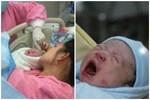 3 đặc điểm xuất hiện khi bé chào đời chứng tỏ con phát triển rất tốt từ trong bụng mẹ